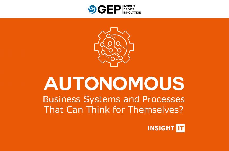 Insight IT: Autonomous Systems