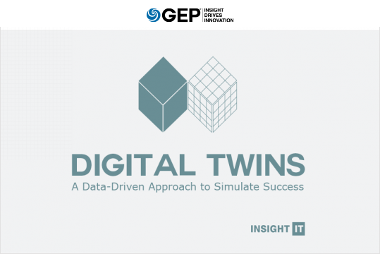 Digital Twins: A Data-Driven Approach to Simulate Success