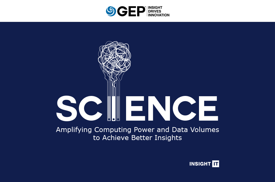 Science: Amplifying Computing Power and Data Volumes to Achieve Better Insights