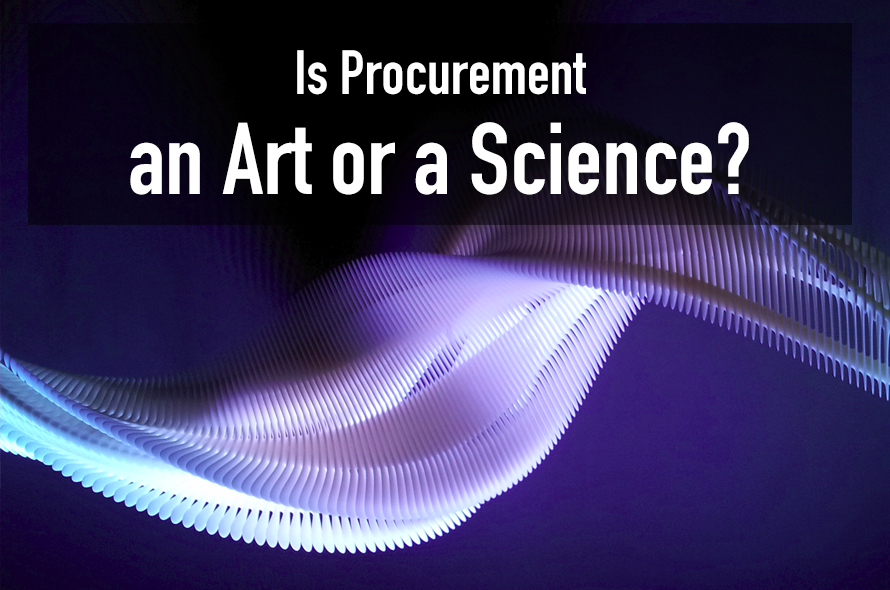 Is procurement an art or a science?