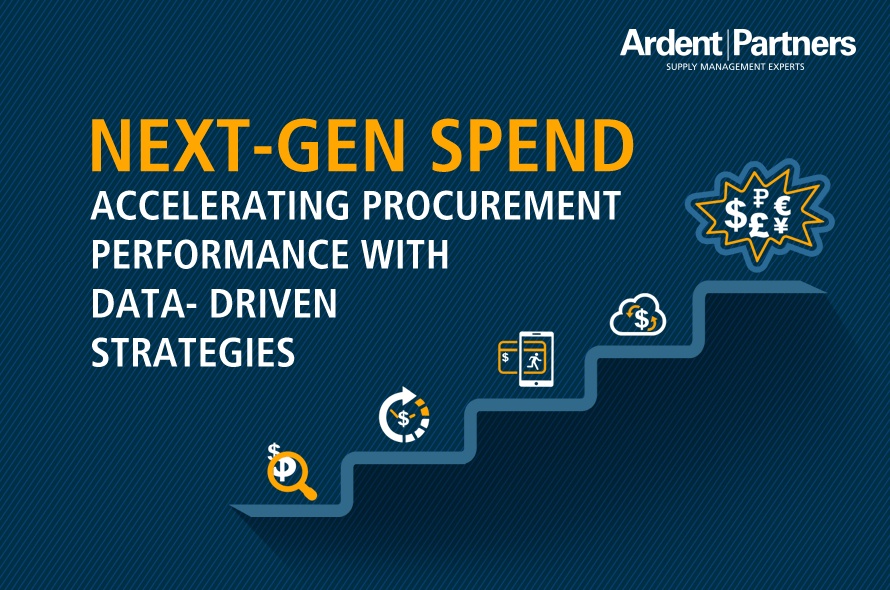 Next-Gen Spend: Accelerating Procurement Performance with Data-Driven Strategies