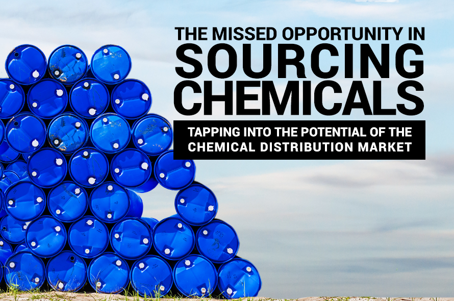 The Missed Opportunity in Sourcing Chemicals