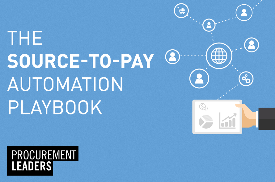 The Source-to-Pay Automation Playbook   White Paper
