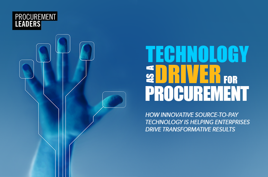 Technology as a Driver for Procurement