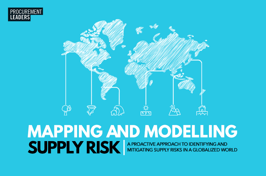 Mapping and Modelling Supply Risk: A Proactive Approach To Identifying and Mitigating Supply Risks in a Globalized World