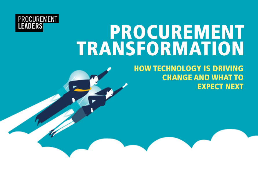 Procurement Transformation: How Technology Is Driving Change and What to Expect Next