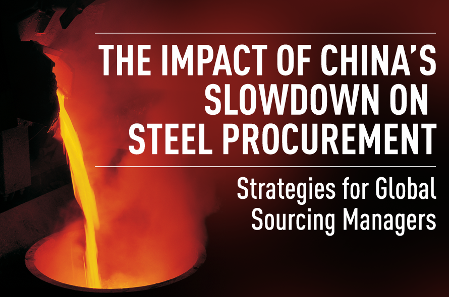white-papers/impact-china-slowdown-steel-procurement-strategies-global-sourcing-managers
