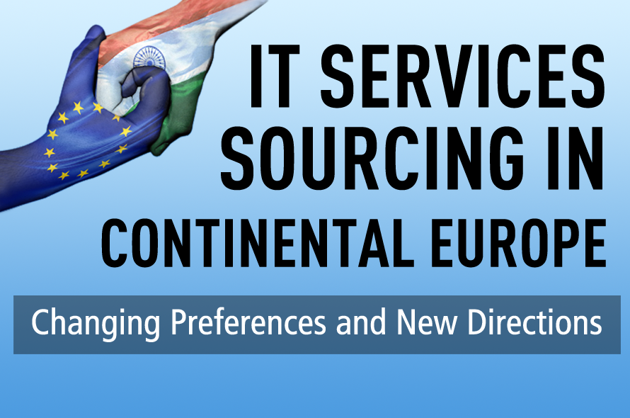 IT Services Sourcing in Continental Europe: Changing Preferences and New Directions