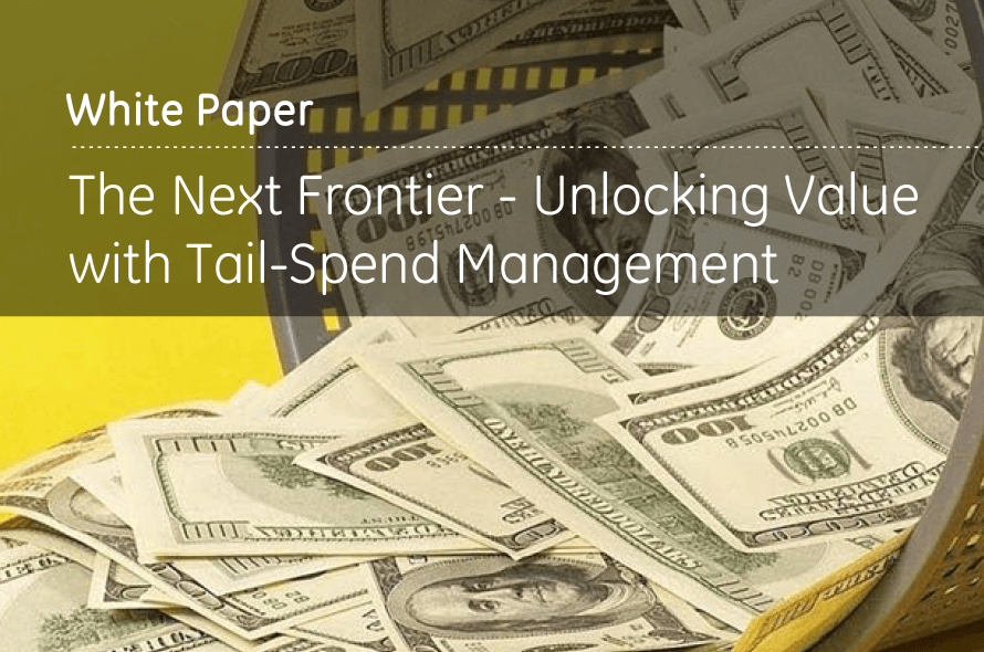 The Next Frontier - Unlocking Value with Tail-Spend Management