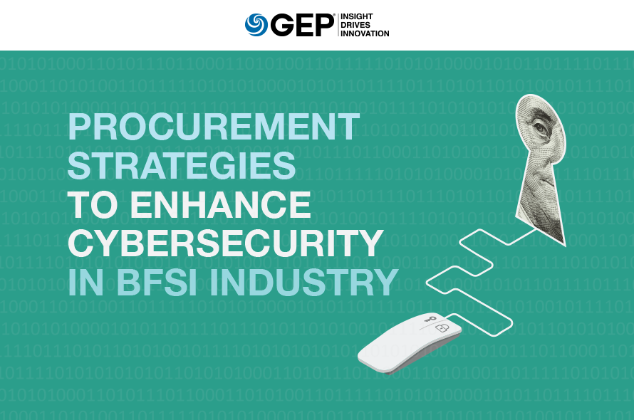 Procurement Strategies to Enhance Cybersecurity in the BFSI Sector
