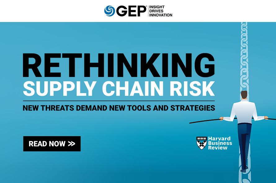 Rethinking Supply Chain Risk