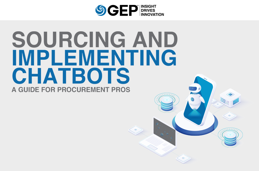 Sourcing and Implementing Chatbots: A Guide for Procurement Pros