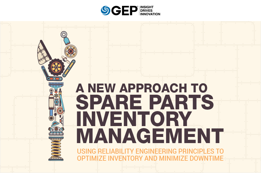 A New Approach to Spare Parts Inventory Management
