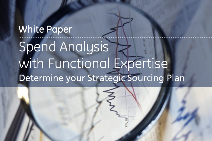 Spend Analysis with Functional Expertise Determines your Strategic Sourcing Plan