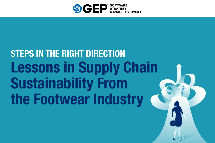 Steps in the Right Direction: Lessons in Supply Chain Sustainability from the Footwear Industry