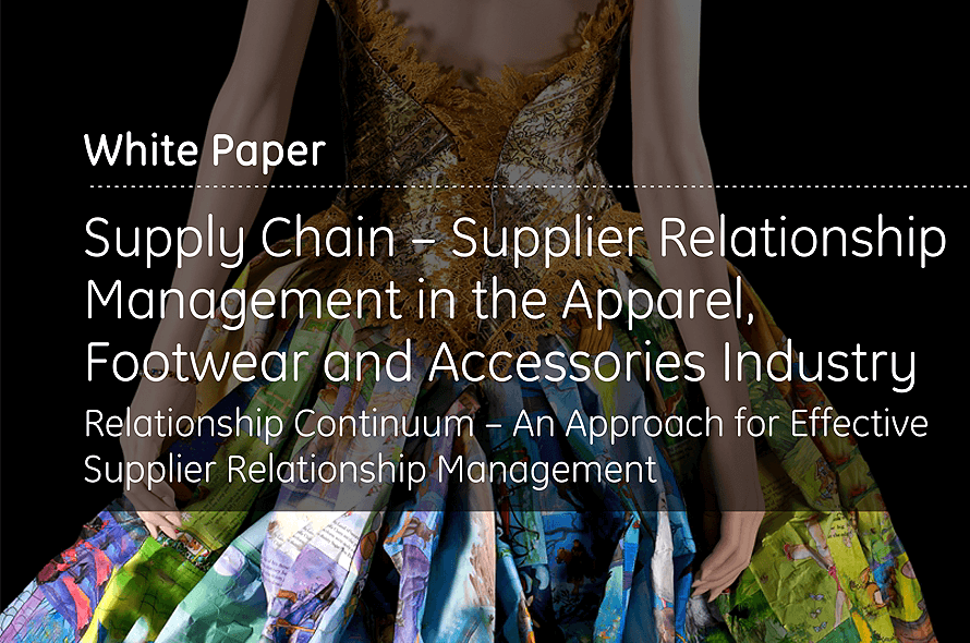 Supply Chain Relationships in Apparel, Footwear & Accessories Industry