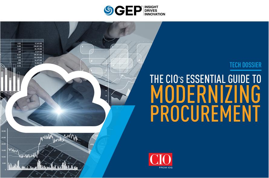 The CIO's Essential Guide to Modernizing Procurement