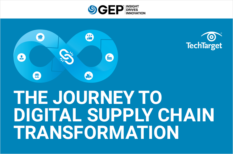 The Journey to Digital Supply Chain Transformation: Insight and Perspectives from IT Leaders
