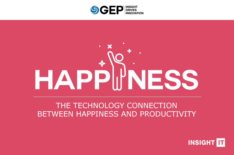 The Technology Connection Between Happiness and Productivity