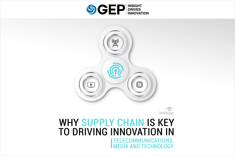 Why Supply Chain Is Key to Driving Innovation in Telecommunications, Media and Technology